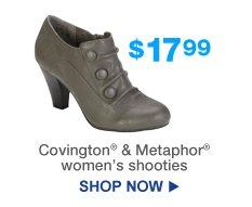 Covington® and Metaphor® women's shooties | Shop Now