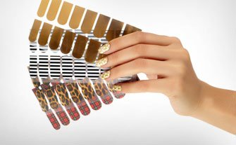MODICURE Nail Wraps- Visit Event