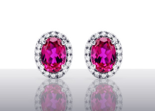Love is in the Air: Ruby Jewelry