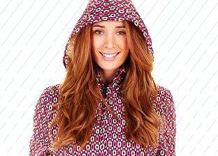 Dots & Squirrel Umbrellas
