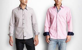 Men's Essentials: Shop Shirts - Visit Event
