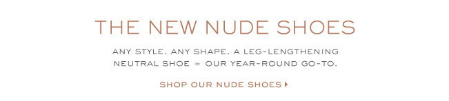 SHOP OUR NUDE SHOES