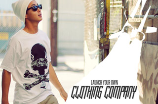 Launch Your Own Clothing Company Sale