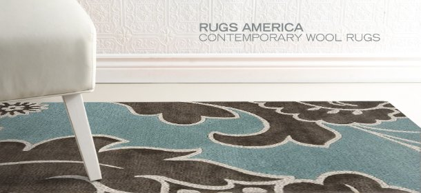 RUGS AMERICA: CONTEMPORARY WOOL RUGS, Event Ends January 15, 9:00 AM PT >