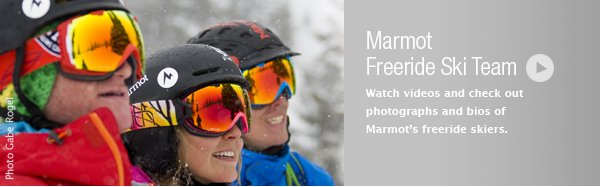 Marmot Freeride Ski Team