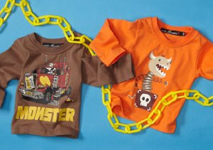 Bodysuits, Pants & More for Baby Boys