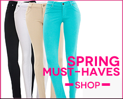Shop Spring Must-Haves