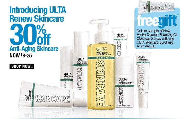 ULTA Renew Skincare