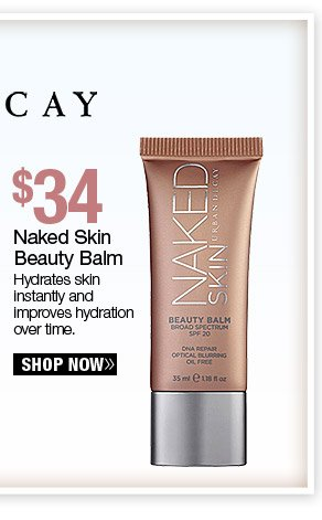 Urban Decay Naked BB Cream