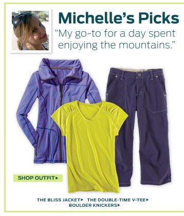 Shop Michelle's Picks ›
