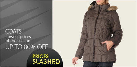 Coats - Lowest price of the season