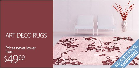 Art Deco Rugs