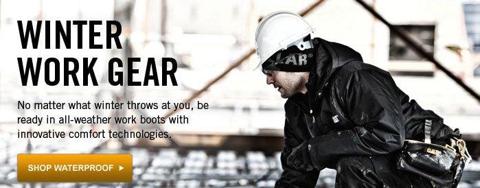 Winter Work Gear Shop Waterproof