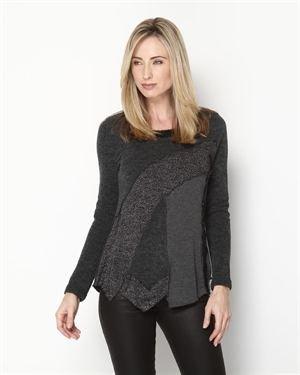 Panitti Metallic Detail Sweater