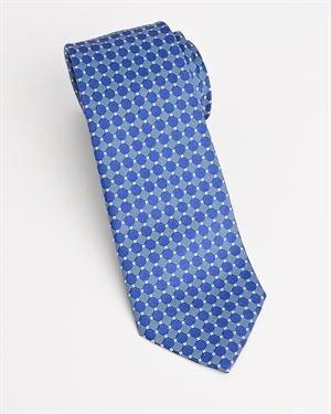 Valentino Cravatta Pattern Tie - Made In Italy
