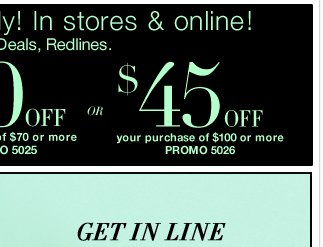 Now thru Monday.  Use this coupon both in stores and online! Shop now!