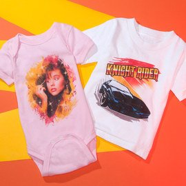 Back to the '80s: Kids' Apparel