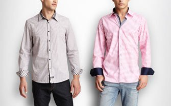 Men's Essentials: Shop Shirts - Visit Event