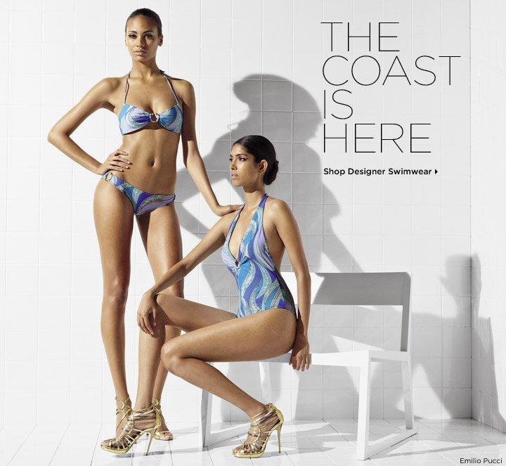 Shop Designer Swimwear