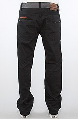 The Architect F Tailored Fit Jeans in Navy