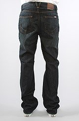 The V56 Standard Fit Jeans in Vintage Indigo Dark Wash