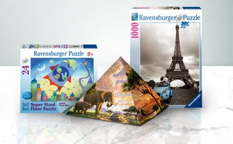 Ravensburger: Puzzles for the Whole Family- Visit Event
