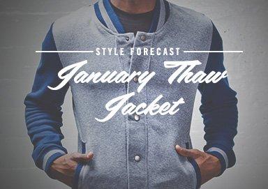 Shop Style Forecast: January Thaw Jackets