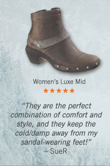Women's Luxe Mid