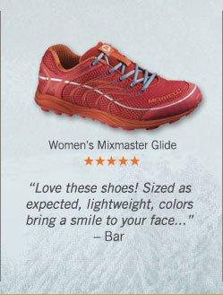 Women's Mix Master Glide