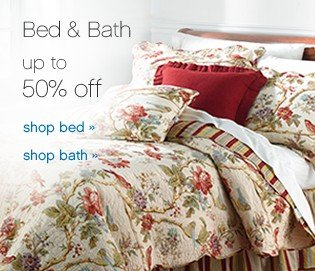25% off Biltmore for Your Home Bedding. Shop now.