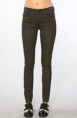 The Tight Skinny Jean in Hard Coated