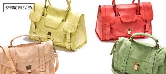 Proenza Schouler:Handbags& Shoes