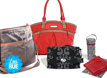 Baby on Board Clothing, Diaper Clutches, & More