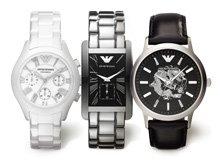Emporio Armani Women's & Men's Watches