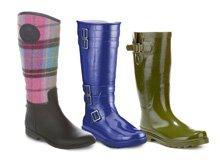 A Splash of Cheer Peppy Rain Boots
