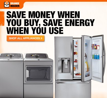 SAVE MONEY WHEN YOU BUY, SAVE ENERGY WHEN YOU USE