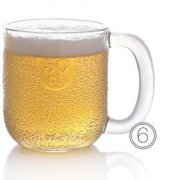 Iittala Krouvi 20 oz. Beer Mug $7.95