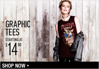 Graphic Tees - Shop Now