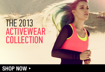 2013 Sport Collection - Shop Now