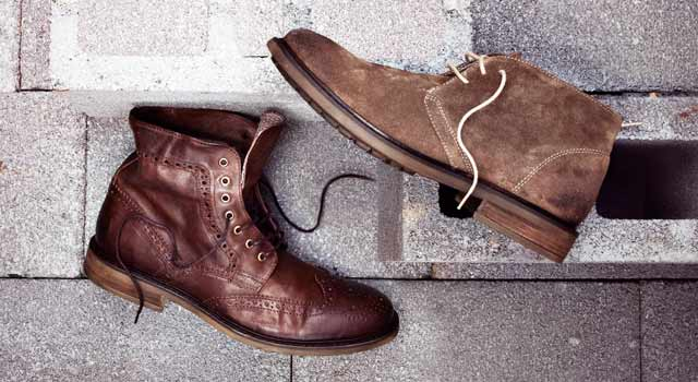 New Arrivals: Men's Shoes