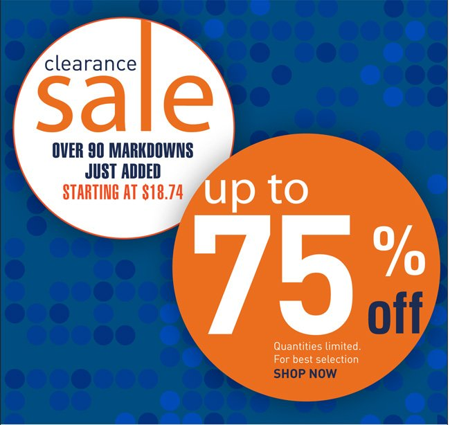 Shop All Sale & Clearance