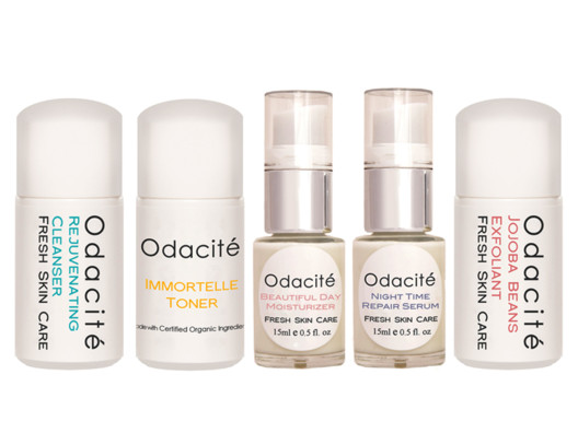 Odacité is the only skincare brand to offer a