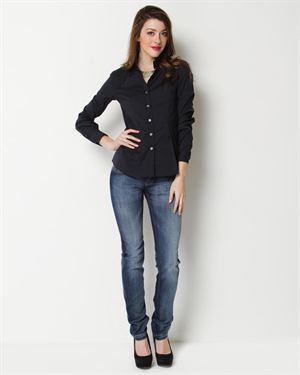 D&G Faded Low-Rise Jeans