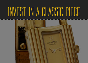 The Preloved Designer Jewelry and Watch Shop