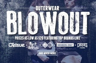 Outerwear Blowout