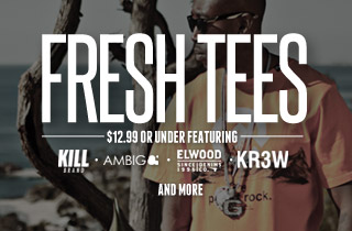 Fresh Tees $12.99 and under