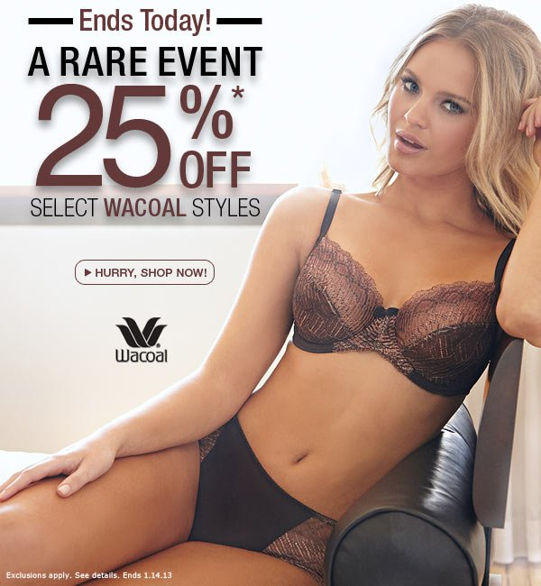 Shop Wacoal Sale