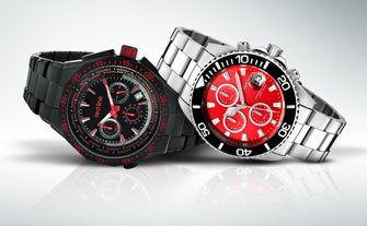 Timeless Style: Chronograph Watches- Visit Event