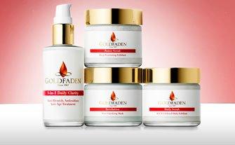 Goldfaden Skincare  - Visit Event