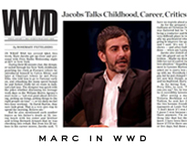 World of Marc Jacobs | Jacobs Talks Childhood, Career & Critics in WWD